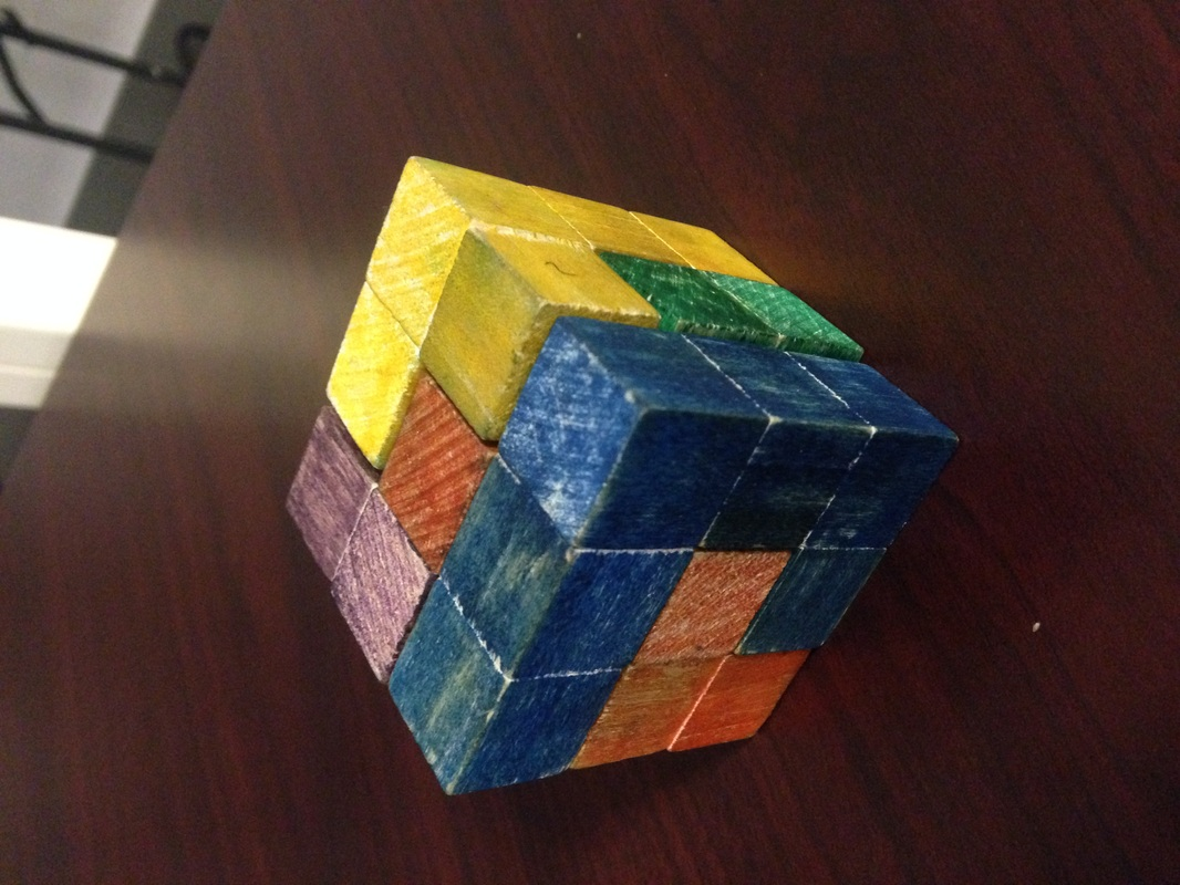 Puzzle Project Project 4.1 Puzzle Cube